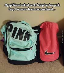 Meme Pink - the pink bag by pookynat meme center