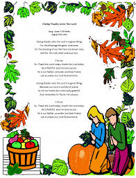 harvest thanksgiving poems for church divascuisine