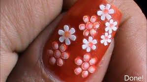 nail art nail artgns for beginners videos youtube step by