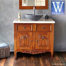 bathroom furniture french style mahogany vanities