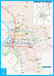 map of taipei city map taipei travel