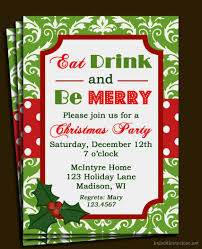 invitation templates free word christmas party invitation template party invitations templates