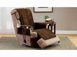 pet chair covers brown recliner chair slipcover and sure fit soft suede pet cover