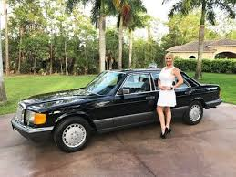 mercedes 560sel sold 1990 mercedes 560sel for sale by autohaus of naples 239