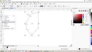 tutorial membuat undangan dengan corel draw 12 how to make a logo with coreldraw x4 x5 x6 x7 x8 last tutorial