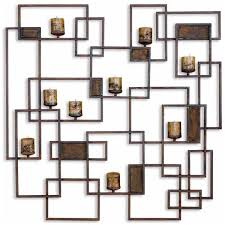 Uttermost Metal Wall Decor Amazon Com Uttermost 20850 Siam Metal Candlelight Wall Sculpture