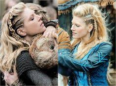 hair styles for viking ladyd pin by delphine charbonnier on viking coiffure pinterest