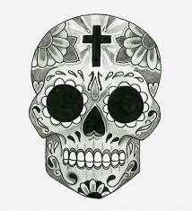 sugar skull design 1 by liberty m redbubble