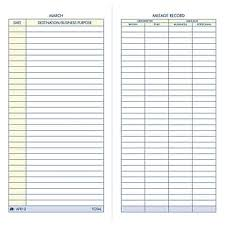 what is a mileage log mileage log template 28 30 printable