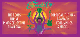 Portugal The Man All Your Light The Emerald Cup 2017 Dec 9 U0026 10th 2017