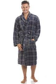 robe de chambre douce robe de chambre pour homme polaire ultra douce col châle motif à