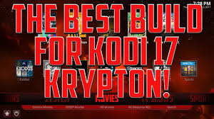 the best kodi 17 krypton build 2016 ultra tt the fastest kodi