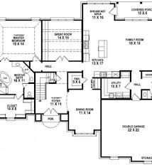 4 Br House Plans 653906 Beautiful 4 Bedroom 35 Bath House Plan With 4br Home Plans