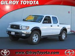 tacoma toyota 2004 used 2004 toyota tacoma for sale pricing features edmunds