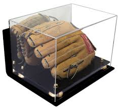 Baseball Bat Wall Mount Better Display Cases Wall Mount Baseball Glove Display With Mirror