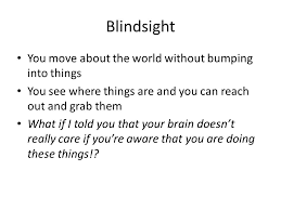 Inattentional Blindness Example Attention And Consciousness Inattentional And Change Blindness