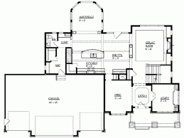house plans with rear view eplans craftsman house plan stunning rear view 3380 square