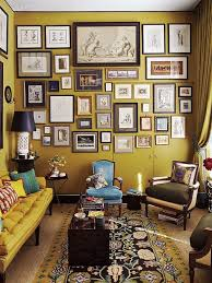 Contemporary Living Room With Gallery Wall  Carpet Zillow Digs - Wall carpet designs
