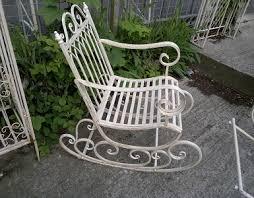 Garden Rocking Chair Uk Garden Rocking Chair The Conservatory