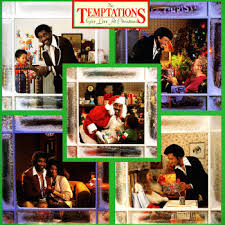 temptations christmas album the temptations give at christmas vinyl lp at discogs