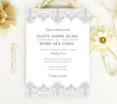 Vintage Lace Wedding Invitations Cheap Wedding Invites Lemonwedding