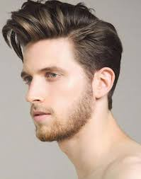 tufts and pompadour 25 hard part haircuts reviving an old classic