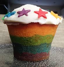 rainbow cake bakearama