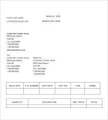 word invoice adobe pdf microsoft word doc free catering