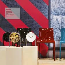 Kartell Table L Air Du Temps Clock By Kartell Interior Deluxe