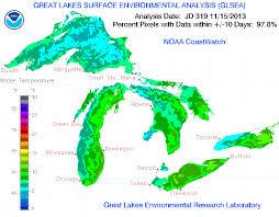 Surface Map Metr 360 Lake Effect Lab