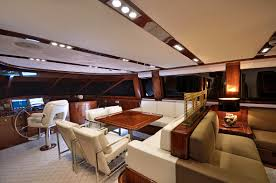luxurious interior aboard glorious superyacht u2014 yacht charter