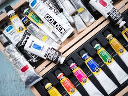 essential tools and materials for acrylic painting