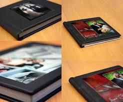 luxury photo albums cameo glass album