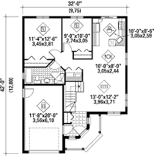 simple floor simple one story home plan 80624pm architectural designs
