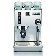 Rancilio Silvia E Edition Espresso Machine Grinder Package Deal Brands