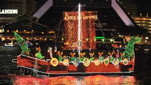 annual jacksonville lighted boat parade moves to dec 30
