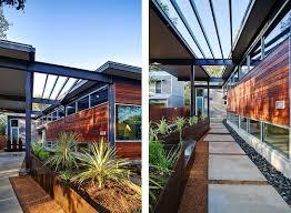 1 story modern home design