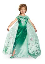 frozen costumes deluxe frozen fever elsa costume