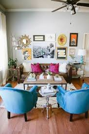 Modern Vintage Interior Design Eclectic Modern Vintage Colorful Living Rooms Interiors