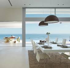 spanish home design home designs 9 modern dining area modern villa brings elegance