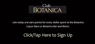 The Liquor Barn Coupon The Botanica Bucks Off Liquor Barn Bottle Shop 360 Virtual