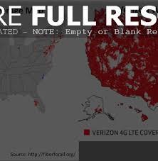 Verizon Coverage Maps Popular 141 List Verizon Fios Coverage Map