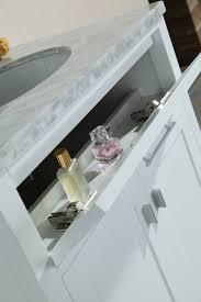 design element dec076e w london 30 inch single sink vanity set