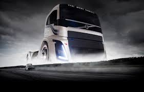 volvo official website volvo trucks the iron knight the world u0027s fastest truck youtube