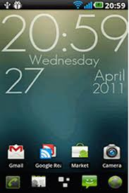 clock themes for android mobile super clock wallpaper free 1 7 mobiles themes pinterest clock
