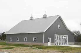 How Much Does It Cost To Build A Pole Barn House by Marshfield Buildings
