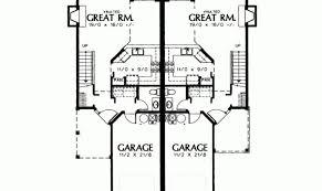 19 surprisingly duplex plans single story building plans online