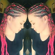 hairstlye of straight back 41 cute and chic cornrow braids hairstyles