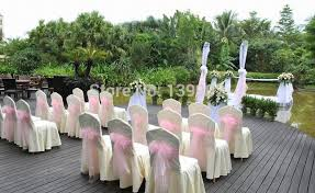 diy chair sashes decor chair picture more detailed picture about 26m 28cm diy
