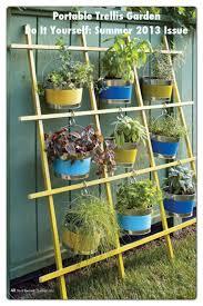 Small Trellis Planter 16 Unique Indoor And Outdoor Hanging Planter Ideas Garden Lovers